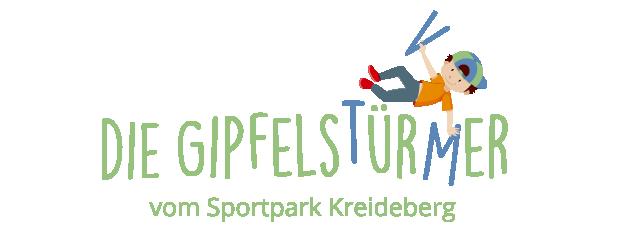Die Gipfelstürmer vom Sportpark Kreideberg Logo